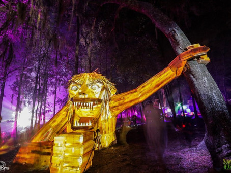 Photographic Evidence of Suwannee Hulaween's Awesomeness