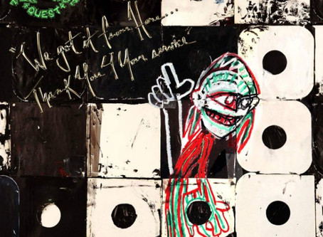 A Tribe Called Quest – 'We Got It From Here… Thank You 4 Your Service' [Albu