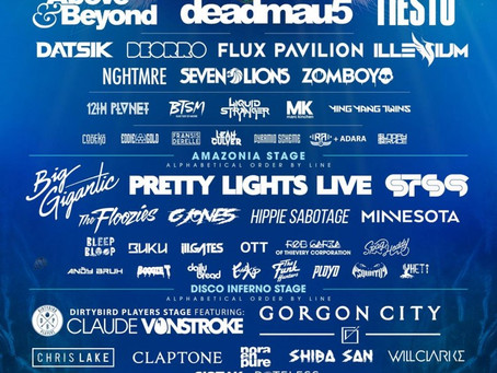 Imagine Festival Releases Complete 2017 Lineup