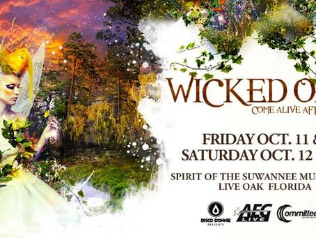 Wicked Oak: Spirit of Suwannee's First EDM Festival