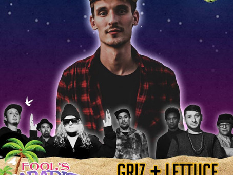 Fool's Paradise Announces First Ever Griz & Lettuce Live Collaboration