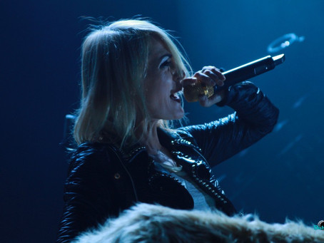 SHOW REVIEW: Metric Rocks Hammerstein Ballroom [NYC]