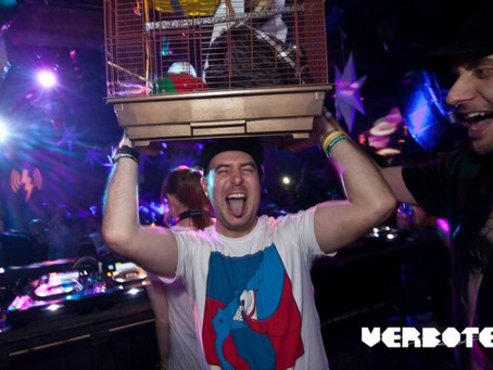 SHOW REVIEW: Justin Martin and J Phlip at Verboten