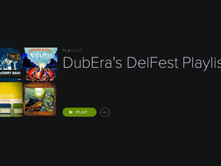 Listen to Our 100-Song DelFest Playlist Featuring Del, Railroad Earth, Greensky, Salmon +more