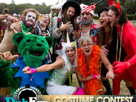 Announcing the Suwannee Hulaween Costume Contest!