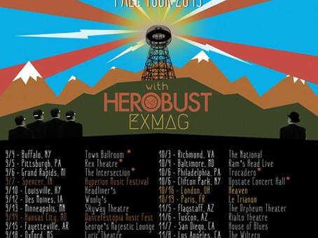 Gramatik Announces Age of Reason Fall Tour w/ heRobust & Exmag