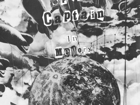 NEW MUSIC: Space Captain – In Memory EP [Neo-Soul, Jazz, Prog]