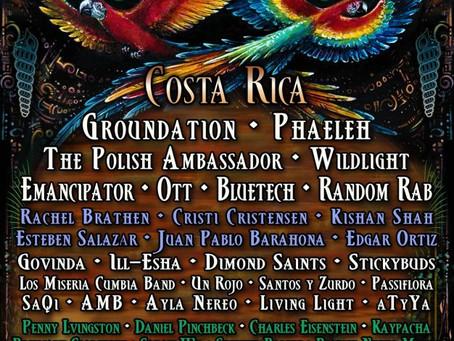Envision Festival Announces 2015 Lineup