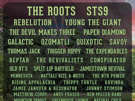 Wakarusa Announces Phase 1: The Roots, STS9, Paper Diamond, Rebelution +more