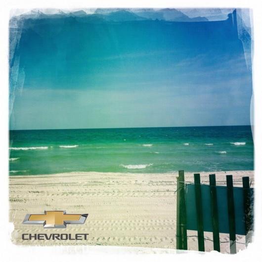 hangout chevy beach