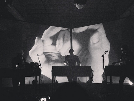 Moderat Delivers Incredible Electronic Show in Brooklyn Warehouse