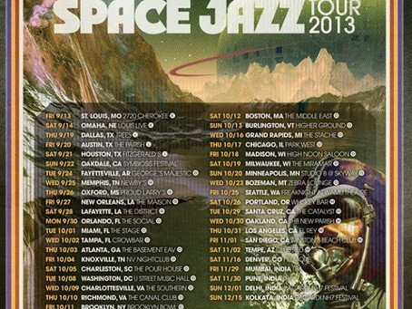 Michal Menert Announces SPACE JAZZ TOUR, Coming to a City Near You!