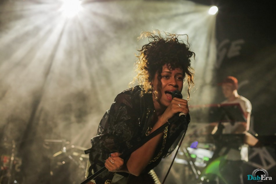 alunageorge iii points