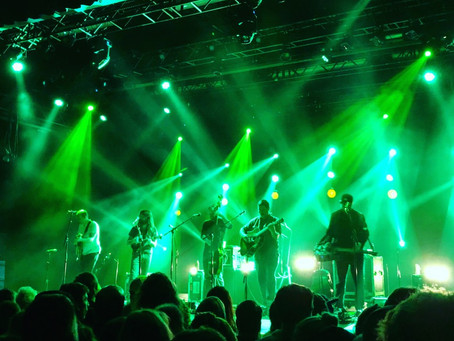 Greensky Bluegrass continues to evolve, gel, and dominate string music