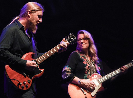Tedeschi Trucks Band continues to blow the Beacon Theatre away nightly