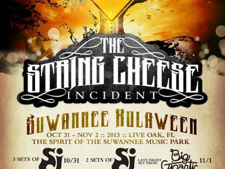 String Cheese Incident's Hulaween Ticket Prices Announced