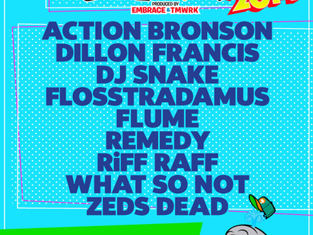 EVENT PREVIEW: Mad Decent Block Party – South Florida Edition