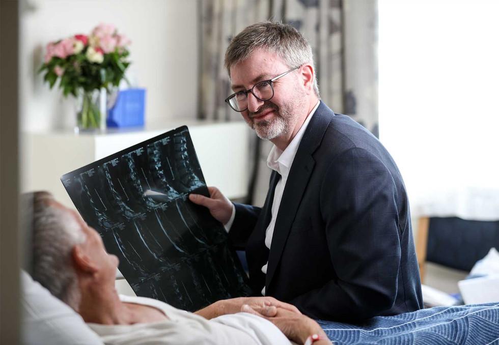 A patient-centric journey