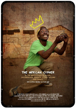 Affiche The African Cypher