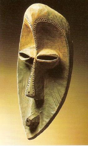 Masque du Gabon