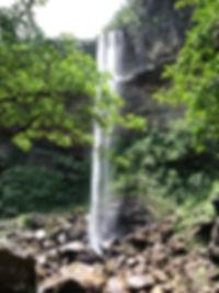 ピナイサーラの滝全貌