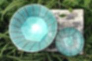 清峯窯のお皿