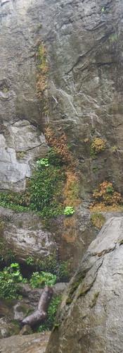 ユツン3段滝