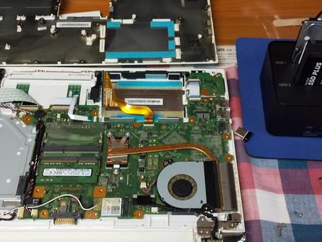パソコン改造