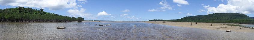 干潮時の船浦湾2