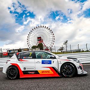 RACE OF JAPAN