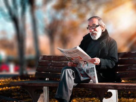 I am afraid of retirement
