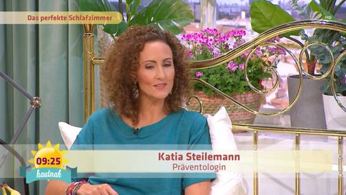 SAT.1 Frühstücksfernsehen TV Expertin Ka