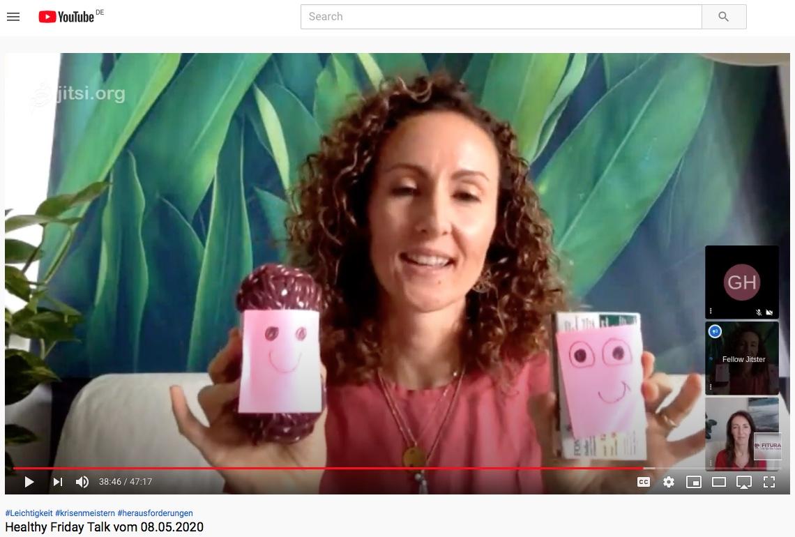 Youtube Wolle und Tunfisch_Leichtigkeit