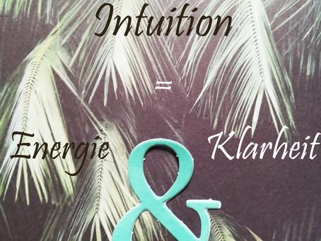 Deine Intuition ist Deine Stärke