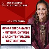 Speaker Vortrag Rednerin Katia Steileman