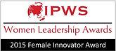 female innovator award 2015 ipws katia s