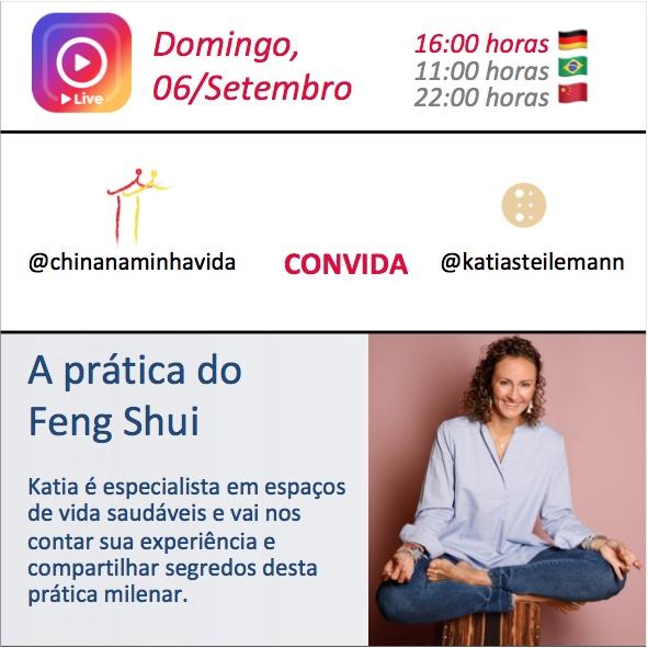 Instagram Live Feng shui