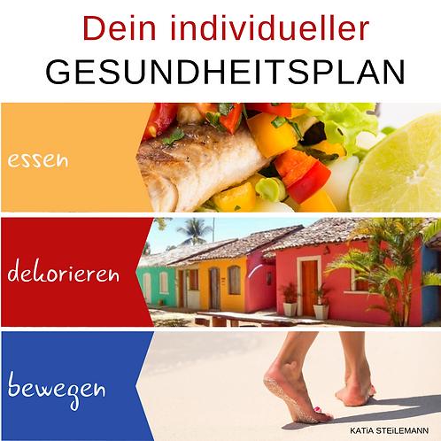 Gesundheitsplan