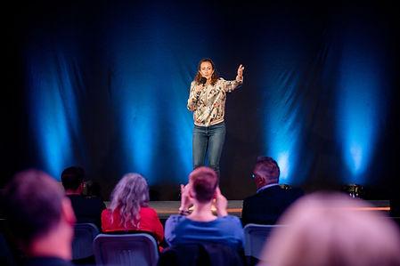 *PRESSE Katia Steilemann Speaker audienc