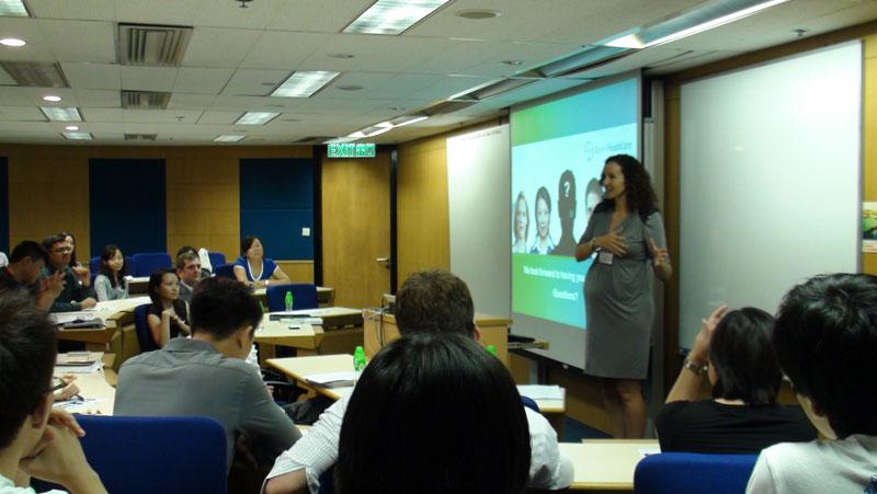 Speaker INSEAD Singapore