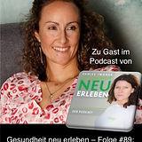 Podcast Denise Iwanek und Katia Steilema