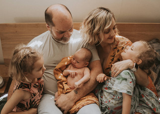 Oh Jaguar Jones ~ we adore you || Mount Isa Maternity and Newborn Photography