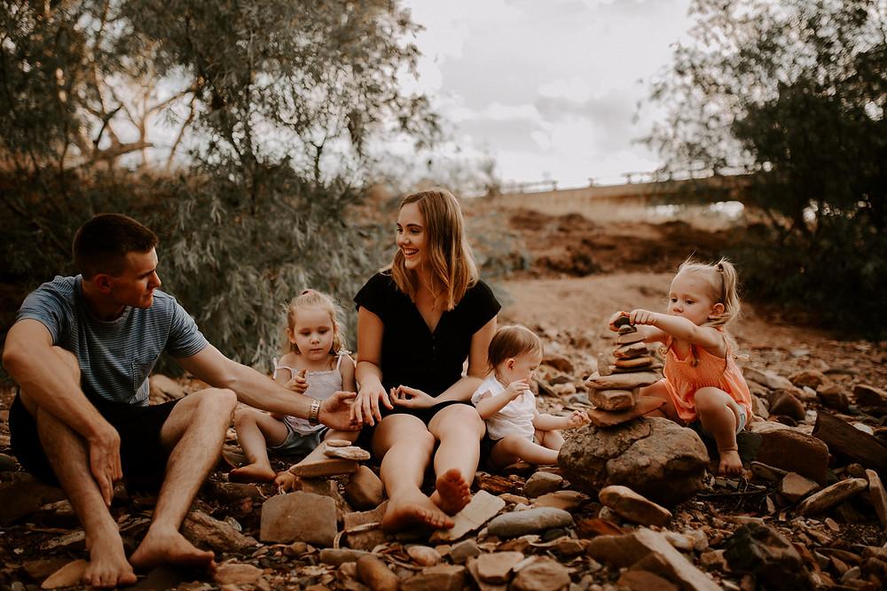 family photographer Mount Isa