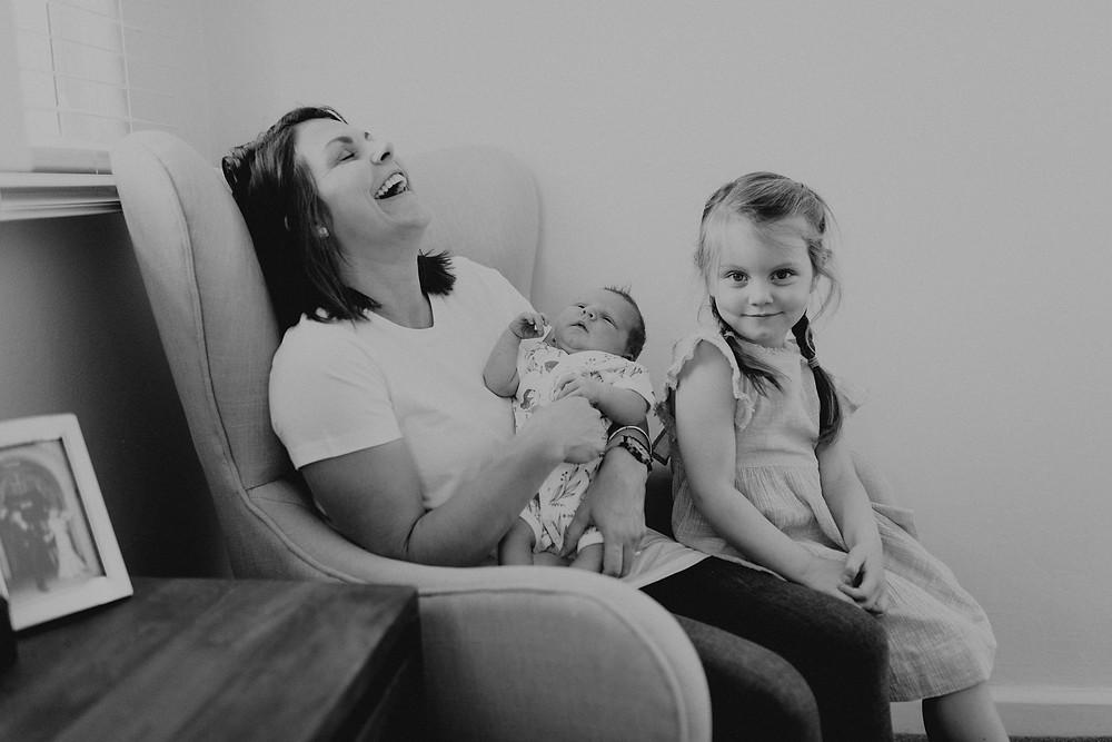 in home newborn photographer mt isa