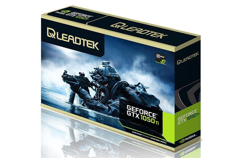 Leadtek WinFast GTX 1050Ti 4GB GDDR5