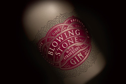 The Blowing Stone - Wild Strawberry Gin