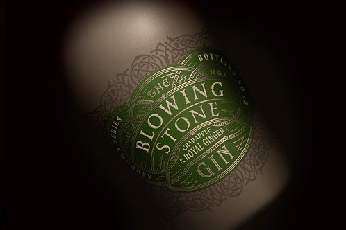 The Blowing Stone - Crabapple & Royal Ginger Gin