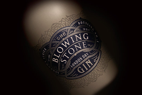 The Blowing Stone London Dry Gin