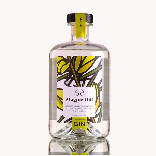 Magpie Hill London Dry Gin - Free Delivery