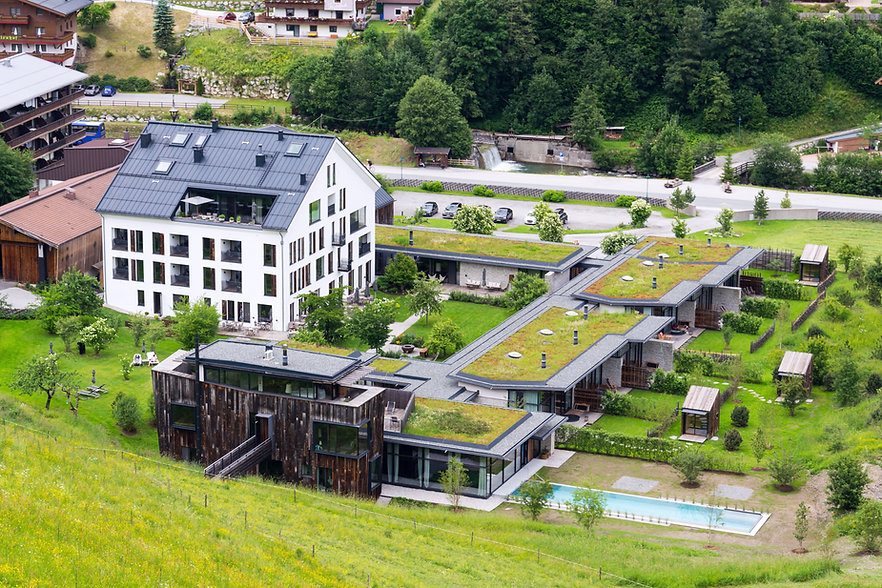 Dachbegrünung / Land Schafft Raum, Mühldorf am Inn